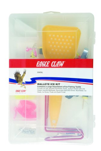 Eagle Claw Walleye Ice Kit Review