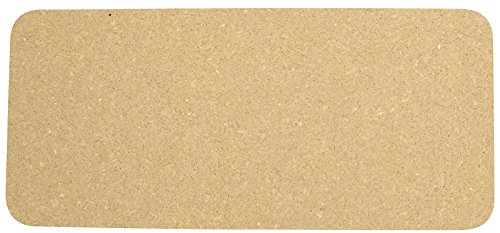 ORE Pet Skinny Recycled Rubber Rectangle Pet Placemat - (Recycled Rubber Pet Placemat)