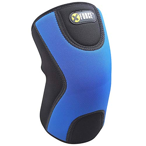 The Only 12MM & 9MM Knee Brace Sleeve with Best