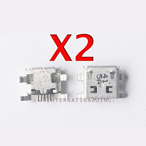 ePartSolution_2X Acer Iconia One 10 A6003 Tablet USB Charger Charging Port Dock Connector USB Port Replacement Part USA Seller