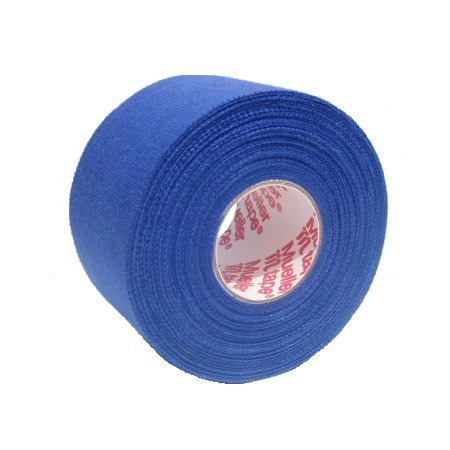 M-Tape Colored Athletic Tape - Blue, 32 Rolls by Mueller