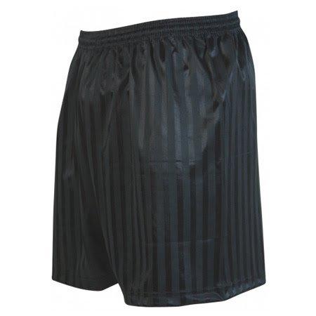 Precision Training Striped Continental Shorts - Black - ()