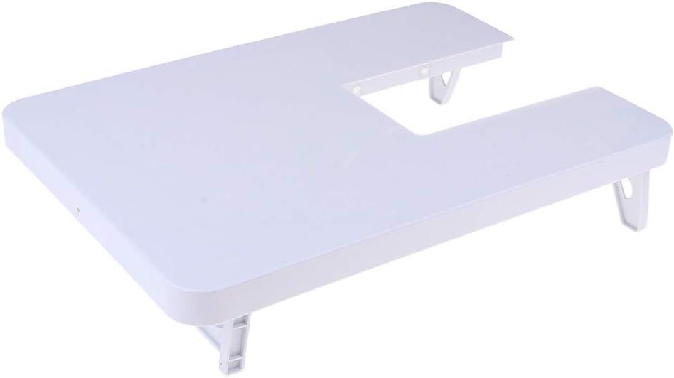 B Baosity 41.7x29cm Blanco Tablero para Mesas Extensiones de ...