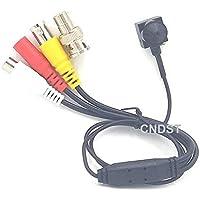 CNDST CCTV 1080P HD AHD Mini Spy Pinhole Security Camera for CCTV AHD 1080P DVR System, Sony Sensor 3.6mm 90degree…