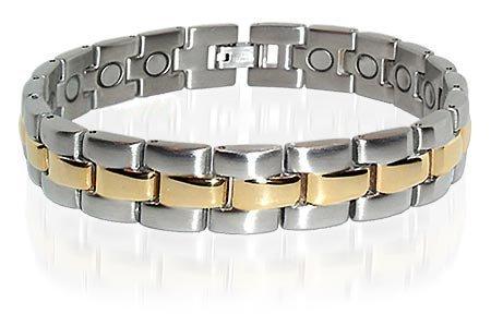 Gem Avenue Stainless Magnetic Bracelet