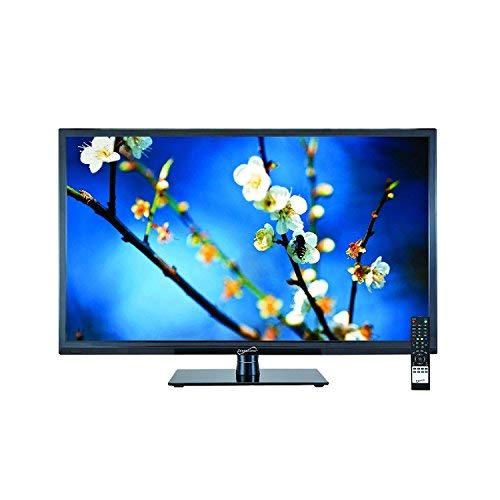 Supersonic SC-2211 22-Inch 1080p LED Widescreen HDTV with HDMI Input (AC/DC - Dvd 22 Tv Widescreen