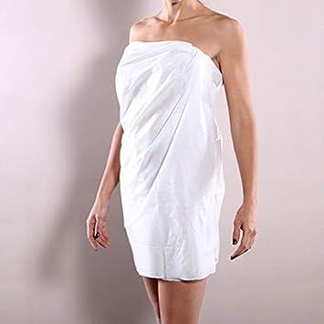 Ibp Uniuso Toalla De Baño Spunlace, Blanco, 80 X 160 Cm: Amazon.es: Hogar