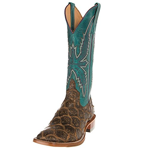 Macie Top - Macie Bean Boots Womens Ladies Macie Bean Coco Siletsofish Turquoise Sensation Top Boots 10 B(M) US Brown