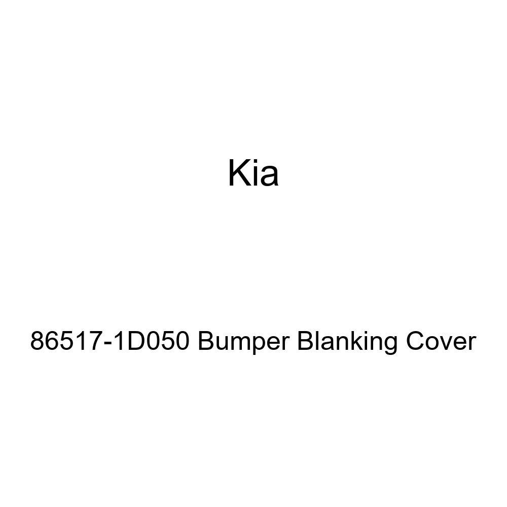 Genuine Kia 86517-1D050 Bumper Blanking Cover