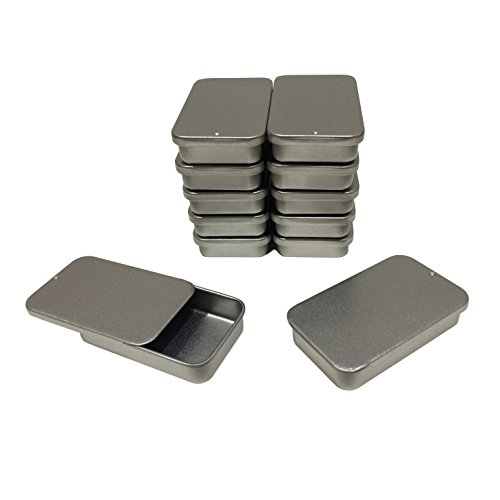 Small Lip Balm Tins