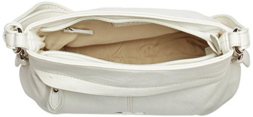 12 Gabor Women's Bag Weiß Body Lisa Gabor White Women's Cross zzxrwfA