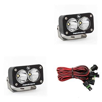 Baja Designs, 547806, LED Light, S2 Sport, Black, Work/Scene, Pair: Automotive