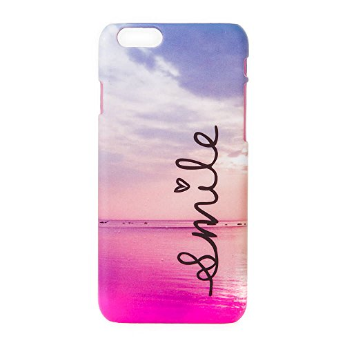 Claire's Accessories Smile Beach Sunset Phone Case - iPhone 6/6s Plus