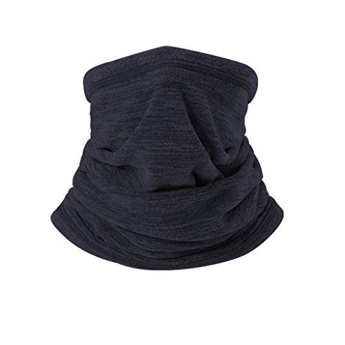 Smdoxi Warm Scarf Fleece Scarf Outdoor Sports Wind and Cold mask, Riding Snow and Windproof Supplies Fabric, quantity1 ()