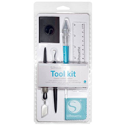 Silhouette KIT Tool, White
