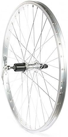 BIKE ORIGINAL K7 - Rueda Trasera para Bicicleta con Cierre rápido ...