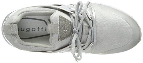 Bugatti Ladies 442271646900 Sneaker Argento (argento 1300)