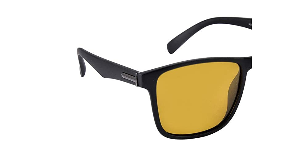 1c78949cb35 Mac V Wayfarer Polarized Shade Unisex Sunglasses