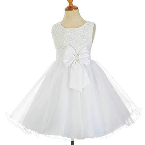 Dressy Daisy Embellishment Dresses Occasion