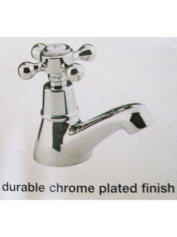 Tapmate VIENNA Bath Tap Set with Chrome Plate Finish: Amazon.co.uk ...