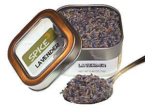 Lavender Tin - Lavender Herb