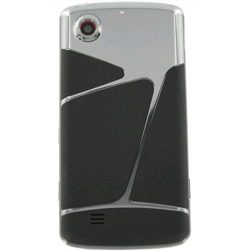 LG OEM Chocolate Touch VX8575 Standard Battery Door/Cover - Black (Bulk Packa - Lg Chocolate Phone Covers