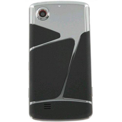 Chocolate Standard Battery - LG OEM Chocolate Touch VX8575 Standard Battery Door/Cover - Black (Bulk Packa