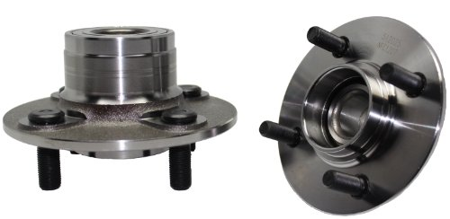 nissan 200sx front wheel bearing - 5