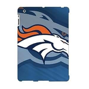 [JUyECn-4282-WOBFb] - New Denver Broncos Team Logo 1280 1024 Protective Ipad 2/3/4 Classic Hardshell Case