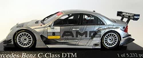 Minichamps 400079667/Modell Auto Audi A4/Deutsche Tourenwagen-Masters 2007/Werner Ma/ßstab 43 1