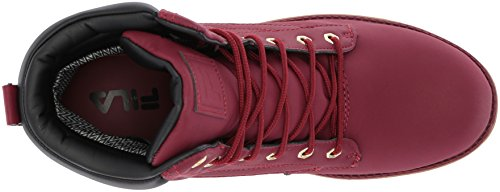 17 Fila1hm00019 gum Watersedge Biking Da Uomo Red Fila black 61nwZqOx6d