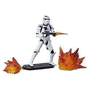Black Series Stormtrooper (with Blast Accessories)