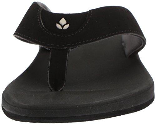 Reef Women's Lofty Sandal Black/Grey QtMHvs7H