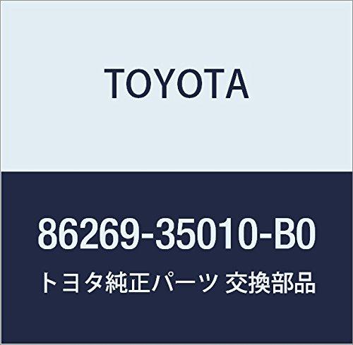 TOYOTA 86269-35010-B0 Speaker Grille