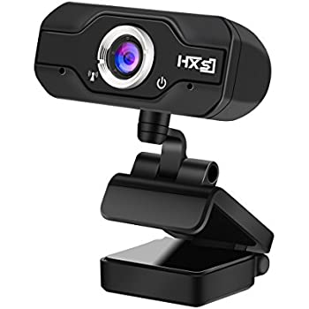 Amazon.com: Webcam 1080P, GUCEE HD92 Full HD Web Camera with ...