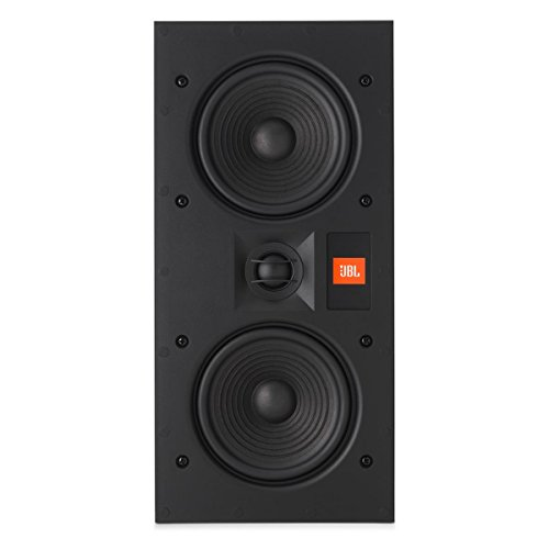 JBL Surround In-Wall Center Home Speaker, Set of 1, White (ARENA 55IW)