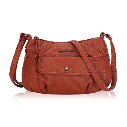 Hynes Victory Traveler Small Purse Crossbody Bag for Women