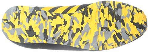 adidas hombres de la ciudad RACER estilo de vida Runner Zapatillas Black/Solar Gold/Grey