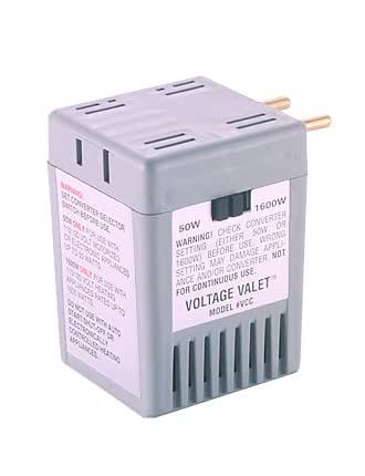 Amazon.com: Travel Voltage Converter Combo (0 to 50) & (50