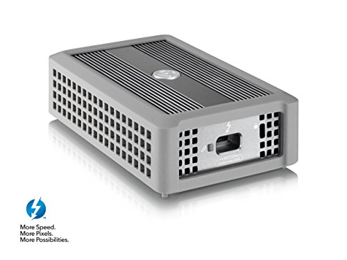 Akitio T3TGAA0008Y000 T3-10G: (Thunderbolt3 to 10G Adapter with Intel Alpine Ridge + Aquantia AQC107S) Electronics