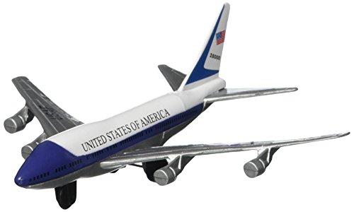 (Daron Worldwide Trading Runway24 Air Force One 747 No Runway Vehicle)