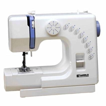 Amazon Kenmore 40 Half Size Sewing Machine Delectable Kenmore Sewing Machine 385 Price