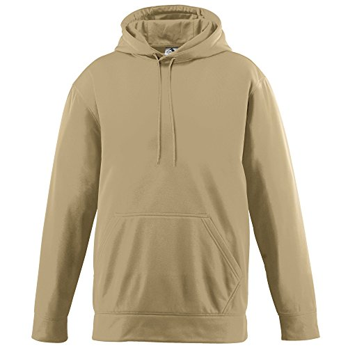 Augusta Sportswear Wicking Fleece Hooded Sweatshirt-Boys' L Vegas Gold