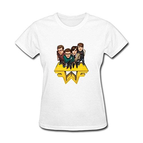 CNTJC Women's Weezer The Debut T Shirt XL