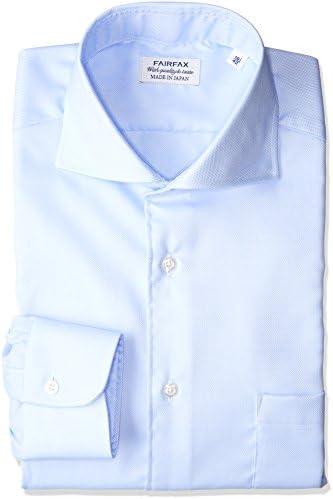 形態安定加工ロイヤルオックスカッタウェイカラーシャツ 8200 メンズ