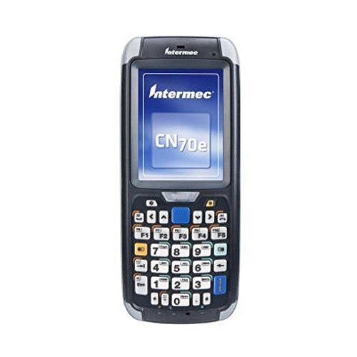Intermec CN70AN5KN00W1100 Series CN70 Ultra-Rugged Mobile Computer, Numeric, EA30, No Camera, WLAN, Windows Embedded Handheld, WWE, Smart Systems by Intermec