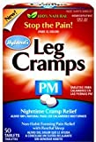 Hyland's Homeopathic Leg Cramps PM Tablets, 50 Count, Health Care Stuffs