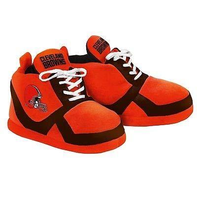 FOCO Cleveland Browns 2015 Sneaker Slipper Small -  Columbus Sports, SLPNF15SNCLS