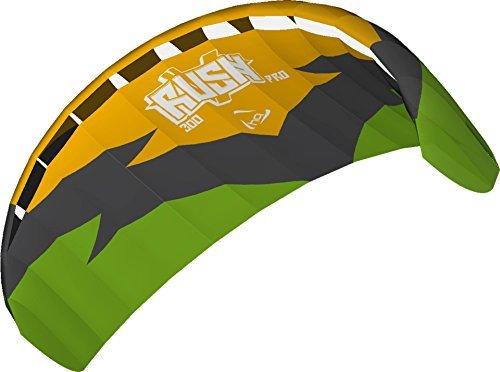 HQ 300 cm翼幅Rush V Pro Kite by HQ Kites B01L4H2D9I