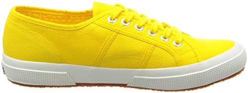 Adulto Classic Superga 2750 sunflower Amarillo Unisex Zapatillas cotu nqnBTvA
